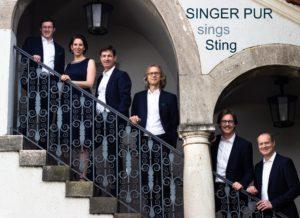 Kultur vor Ort mit 'Singer Pur' in Pfalzgrafenweiler @ Jakobskirche Pfalzgrafenweiler